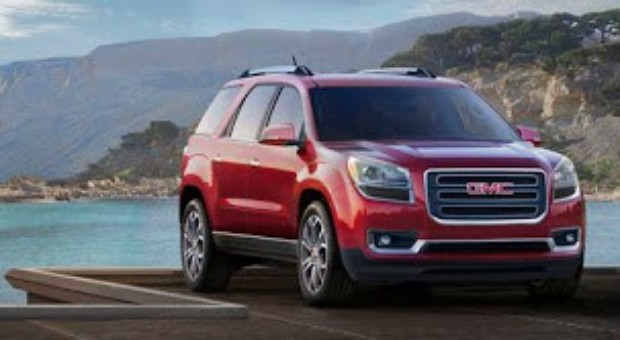 2013 GMC Acadia & Acadia Denali Review