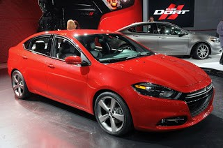 All-new 2013 Dodge Dart makes its Western Canadian Debut at the Vancouver International Auto Show