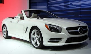 Remarkable 2012 Mercedes SL Ad
