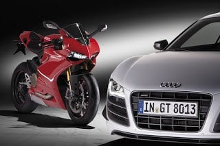 AUDI AG acquires sports motorcycle manufacturer Ducati Motor Holding S.p.A.