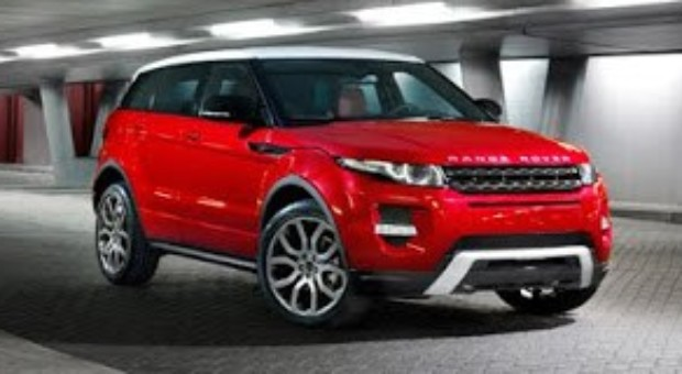 Range Rover Evoque, From $43955 in USA