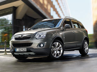 Opel Antara Review