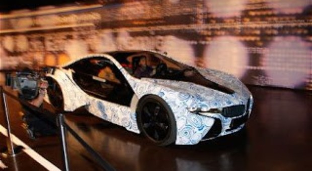 BMW presents Form and Function with Louis Smith