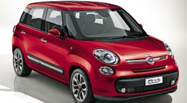 New Fiat 500L, A Fiat Design Approach