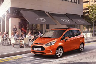 Ford B-MAX Door System is a Safe System as it is Innovative