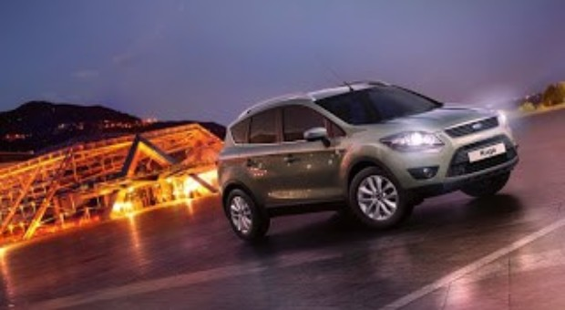 Ford's Stylish and Spacious All-New Kuga Stars at Salone Internazionale del Mobile in Milan