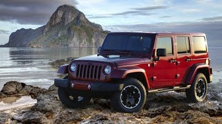 Jeep Introduces New Limited-edition and Wrangler Unlimited Altitude