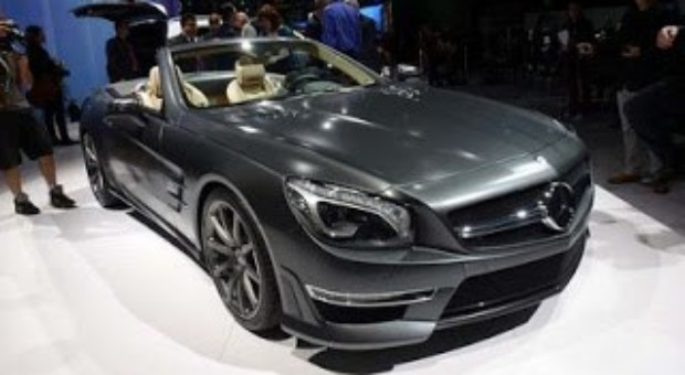 Mercedes SL65 AMG Video Review