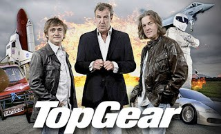 Top Gear's breath-taking episode: Helicopter crashes during Top Gear Korea stunt