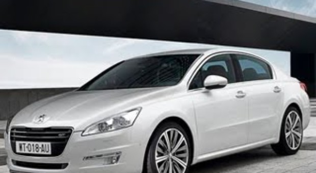 """Algeria: Peugeot 508 named """"Car of the Year 2012"""""""