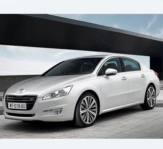 "Algeria: Peugeot 508 named ""Car of the Year 2012"""