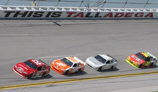 Dodge Back in Victory Lane at Talladega