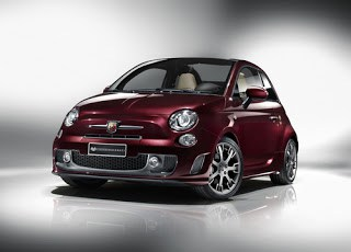 The Abarth 695 Maserati Edition Debuts at the Mille Miglia 2012