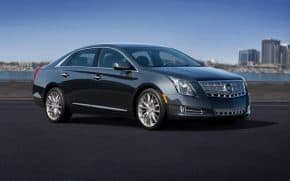 2013 XTS production marks new stage in brand's global growth