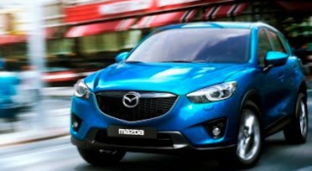 Mazda CX-5 with Diesel Engine (Review)