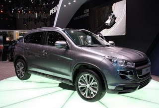 Peugeot 4008, the 4×4 SUV that combines strength and style