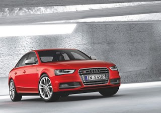 The all-new 2013 Audi A4 and S4