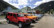 Jeep ® Experience – Colorado 2012