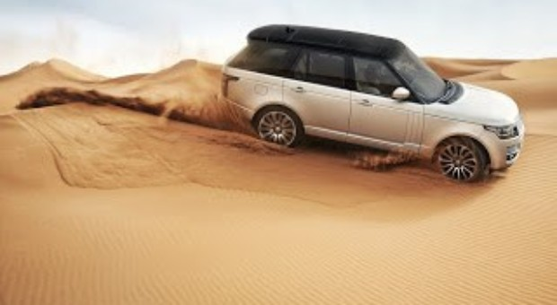 2013 all-new Range Rover
