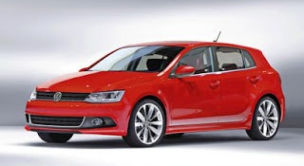 VW Golf Plug-In Hybrid In 2014