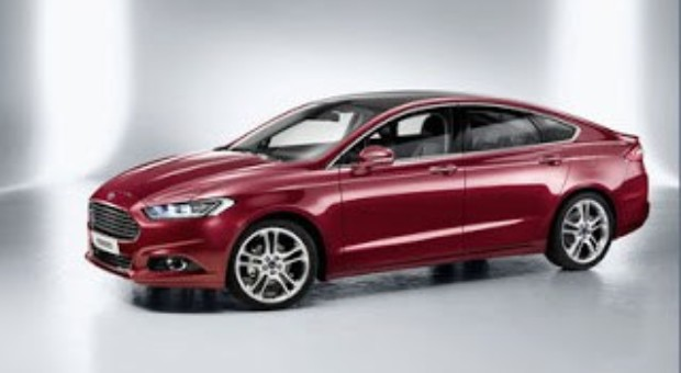 2013 New Ford Mondeo version for Europe