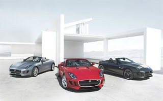 2012 Paris Motor Show – The all-new F-TYPE has arrived