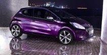 Peugeot 208 XY, 208 GTi, refined seduction