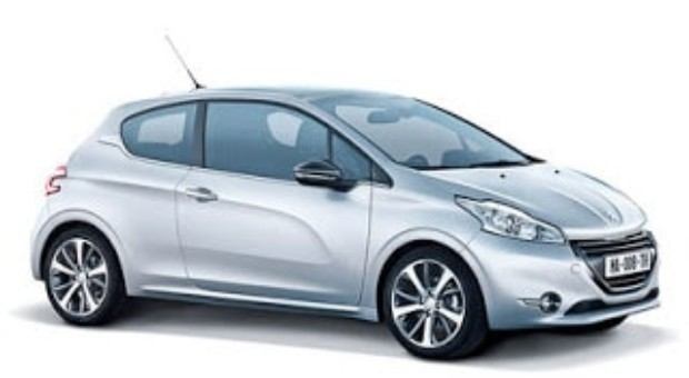 Peugeot 208 awarded 5 stars by Euro NCAP