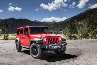 Jeep® Wrangler and Dodge Ram 1500 Laramie Named Active Lifestyle Vehicle Winners for 2013