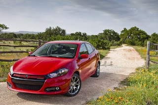 All-new 2013 Dodge Dart Aero Model Delivers up to 4.8 L/100 km With the Award-winning 1.4-litre MultiAir® Turbo Engine and a Starting CDN MSRP of $19,795
