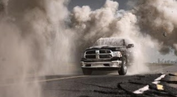 Moving Heaven and Earth' Power Behind Technologies in 2013 Ram 1500