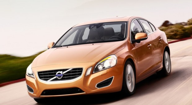2014 Volvo S60, with facelift