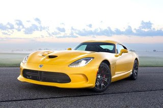 Chrysler Group Announces Pricing for 2013 SRT Viper Models