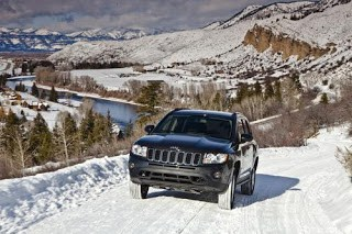 2013 All-new Jeep Compass
