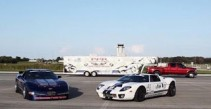 Fastest street legal car record video