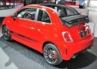 All-new 2013 Fiat 500 Abarth Cabrio