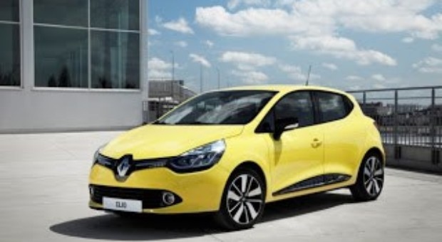 A third accolade for New Clio – the 2013 L'argus Trophy