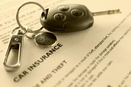 Car insurance after an car crash