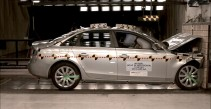 2013 Audi A4, S4 earn 5-star federal crash test rating