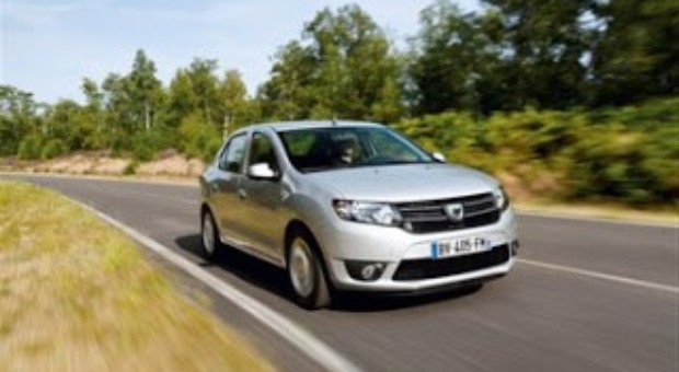 2013 all-new Dacia Logan: prices and range (french market)