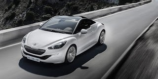 The new Peugeot RCZ