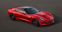 2014 Chevrolet Corvette at North American International Auto Show 2013
