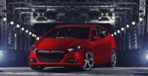 2013 Dodge Dart GT (New 2013 Dodge Dart GT Model to Debut at North American International Auto Show)