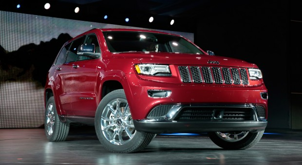Jeep news at the 2013 Geneva International Motor Show