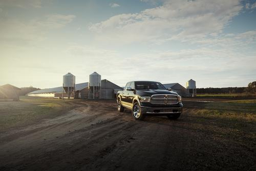 2013 Dodge Ram 1500: North American Truck/ Utility of the Year