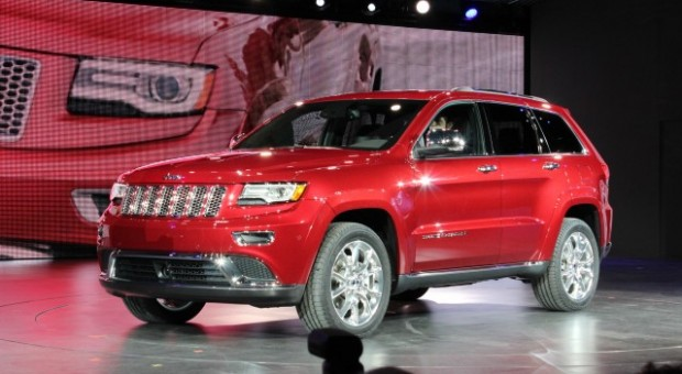 All-new Jeep® Grand Cherokee