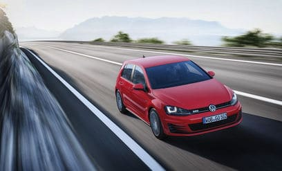 Volkswagen Golf 7 – VW Golf 7 was revealed