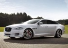 New Jaguar XJR sports saloon