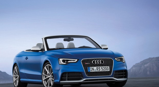 2013 all-new Audi RS 5 Cabriolet