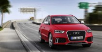 2014 Audi RS Q3 Crossover Revealed